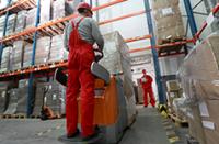 Holandia praca na magazynie przy pakowaniu urządzeń bez języka Venray