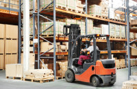 Praca w Holandii na magazynie Operator wózków widłowych