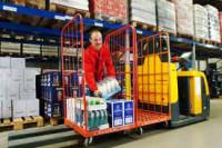 Bez języka praca Holandia na magazynie zbieranie zamówień Nieuwegein