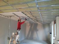 Dam pracę w Holandii w budownictwie przy remontach – Monter regipsów, sufitów Rotterdam
