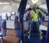 Ogłoszenie pracy w Holandii sprzątanie samolotów bez znajomości języka 2018 Amsterdam