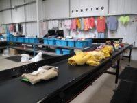 Od zaraz bez znajomości języka fizyczna praca w Holandii sortowanie odzieży używanej