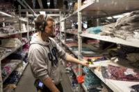 Holandia praca dla par od zaraz na magazynie z odzieżą bez znajomości języka Venlo