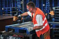 Oferta fizycznej pracy w Holandii bez języka przy naprawie palet Oosterhout