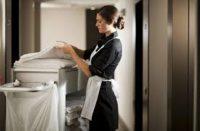 Praca w Holandii przy sprzątaniu pokoi w hotelu z Amsterdamu jako pokojówka