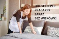 Dam pracę w Holandii przy sprzątaniu hotelu jako pokojówka Eindhoven