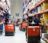 Dam pracę w Holandii na magazynie supermarketów w Rotterdam i inne