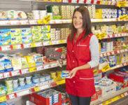 Holandia praca fizyczna od zaraz bez języka wykładanie towaru w sklepie Utrecht
