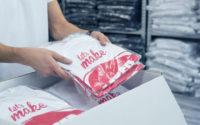 Zbieranie zamówień Holandia praca na magazynie z odzieżą znanych marek, Venlo
