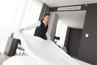 Dam pracę w Holandii od zaraz przy sprzątaniu hotelu bez języka Eindhoven pokojówka