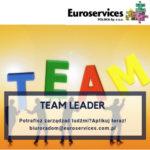 Team leader/brygadzista od zaraz dam pracę w Holandii z językiem angielskim
