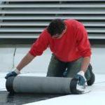 Holandia praca na budowie jako dekarz – układanie papy termozgrzewalnej, Staphorst