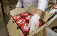 Praca w Holandii od zaraz pakowanie serków topionych i masła, Lopik 2019