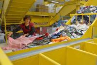 Oferta fizycznej pracy w Holandii przy sortowaniu odzieży używanej od zaraz Numansdorp