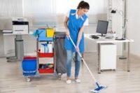 Dam pracę w Holandii dla par przy sprzątaniu powierzchni biurowych od zaraz Waalwijk
