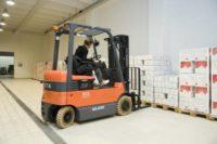 Operator wózka widłowego Holandia praca w firmie recyklingowej z Veghel