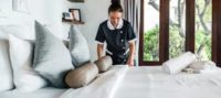 Praca Holandia jako pokojówka bez języka przy sprzątaniu w małym hotelu, Amsterdam