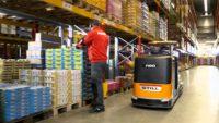 Praca Holandia na magazynie w Woerden – zbieranie zamówień z wózkami EPT