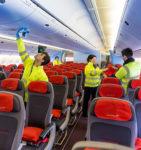 Bez znajomości języka dam pracę w Holandii od zaraz sprzątanie samolotów pasażerskich Woensdrecht