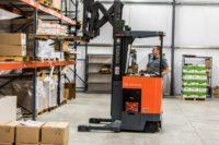 Venlo, praca w Holandii na magazynie od zaraz jako operator wózka widłowego typu REACH TRUCK