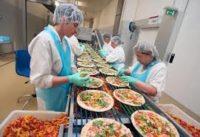 Bez znajomości języka praca w Holandii na produkcji pizzy od zaraz fabryka Bunschoten