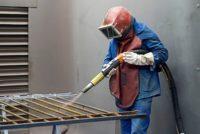 Pomocnik piaskarza – Holandia praca w przemyśle, Amersfoort
