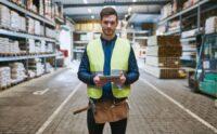 Praca Holandia na magazynie od zaraz zbieranie zamówień – orderpicker wózek EPT Rotterdam