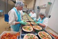 Bez znajomości języka dam pracę w Holandii na produkcji pizzy od zaraz fabryka w Bunschoten