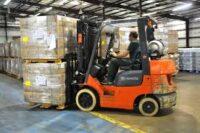 Praca w Holandii dla operatorów wózków widłowych na magazynie w Echt