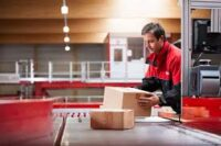 Fizyczna praca w Holandii od zaraz przy rozładunku-załadunku paczek w Oirschot