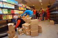 Bez języka fizyczna praca Holandia wykładanie towaru od zaraz supermarket w Amsterdamie