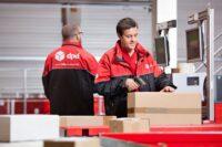 Holandia praca fizyczna od zaraz przy rozładunku-załadunku paczek DPD w Eindhoven