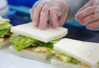 Praca Holandia bez znajomości języka w Utrechcie od zaraz produkcja kanapek