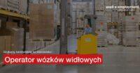 Dam pracę w Holandii na magazynie operator wózka widłowego od zaraz, Venlo