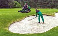 Fizyczna praca Holandia pracownik utrzymania pola golfowego w Sliedrecht wyjazd po świętach