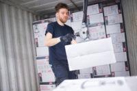 Fizyczna praca w Holandii bez języka rozładunek i załadunek kontenerów, Bleiswijk