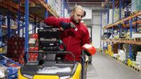 Magazynier praca w Holandii w centrum dystrybucji sklepów spożywczych, Bleiswijk