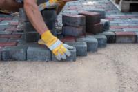Praca Holandia na budowie jako brukarz – układanie kostki brukowej, Brabancja Północna