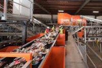 Bez znajomości języka praca fizyczna w Holandii przy sortowaniu złomu, Rotterdam