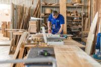 Stolarz Monter mebli praca Holandia na produkcji z językiem angielskim, Harlingen