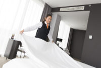 Praca Holandia pracownik sprzątający w hotelu od zaraz, Vlissingen 2021