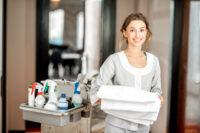 Oferta pracy w Holandii od zaraz jako pokojówka przy sprzątaniu hotelu 5* w Noordwijk