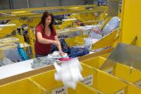 Od zaraz Holandia praca fizyczna sortowanie odzieży używanej bez języka w Wormerveer