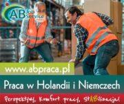 Praca w Holandii od zaraz – pracownik magazynowy w Emmeloord