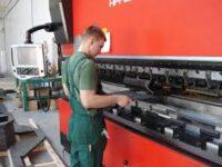 Dam pracę w Holandii od zaraz jako operator giętarki CNC w Veldhoven