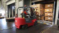 Operatorzy wózków widłowych Holandia praca od zaraz w Venlo przy załadunku-rozładunku kontenerów