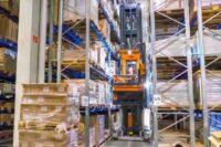 Oferta pracy w Holandii operator wózka widłowego-bocznego w Klundert