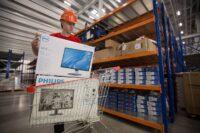 Oferta pracy w Holandii od zaraz na magazynie z elektroniką w Tilburgu