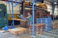 Fizyczna praca w Holandii od zaraz bez znajomości języka recykling palet, Tilburg